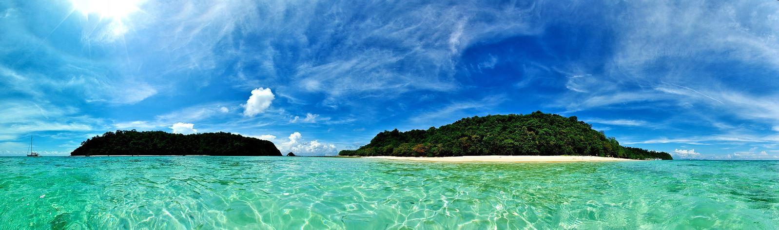 Thailand-eilanden